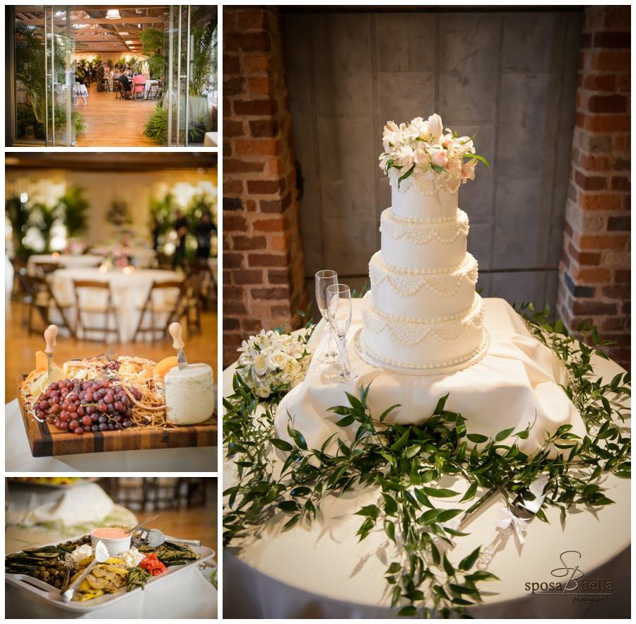 Huguenot mill loft wedding