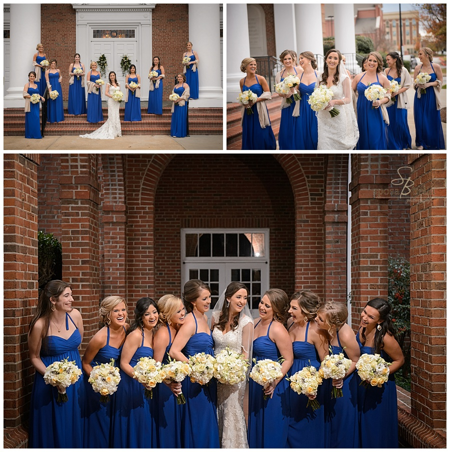 Greenville SC wedding photographers, Carolina Country Club, first baptist church spartanburg_0017.jpg