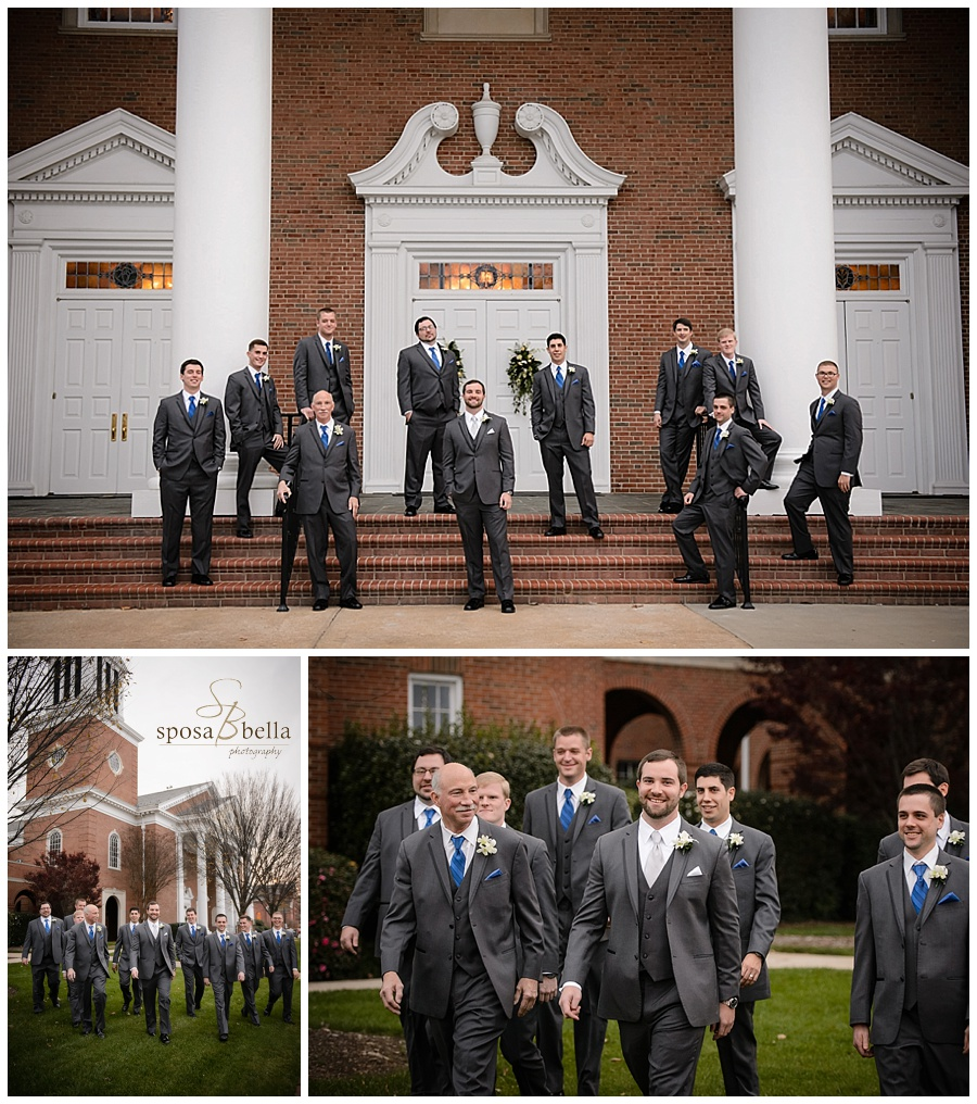 Greenville SC wedding photographers, Carolina Country Club, first baptist church spartanburg_0018.jpg