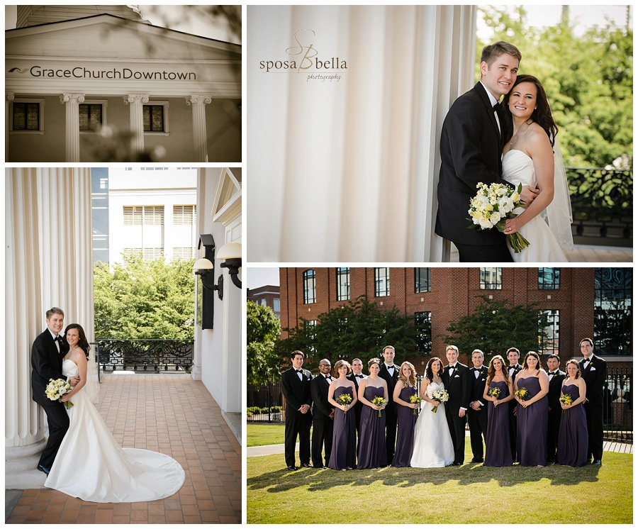 Greenville SC wedding photographers Grace Church downtown_0139.jpg