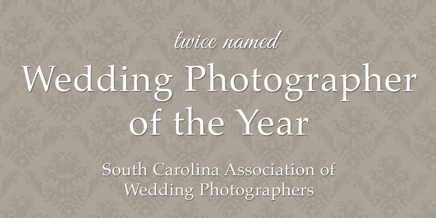 Twice Named Wedding Photographer of the Year