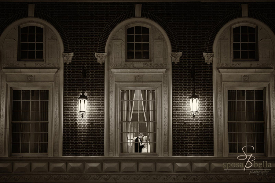 Westin Poinsett Hotel in downtown Greenville, SC is one of our favorite wedding venues to photograph.